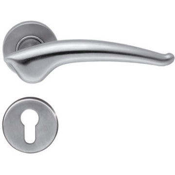 Stainless Steel Lever Steel Door Handle