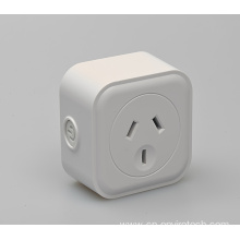 Australian single output WIFI smart outlet