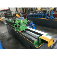 stud c profiles perforated roll forming machine
