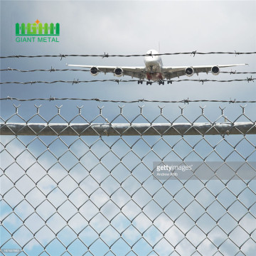 Airport blast fences cost