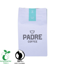 Eco-friendly Compostable Biodegradable PLA Coffee Bag