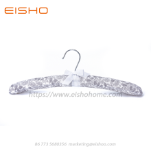 Hot sale for Offer Satin Padded Hangers,Padded Hangers,Padded Coat Hangers From China Manufacturer BB02 Satin Padded Satin Coat Hanger for Women export to United States Factories