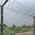 12-1/2 Aluminized Aluminum clad steel barbed wire