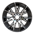 Black Machined Face Aftermarket Rim 15x7 4x100