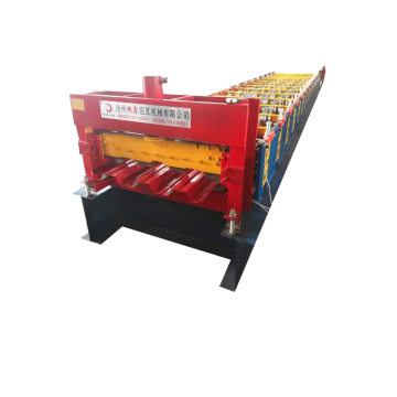 Metal Sheet Steel trapezoidal Roll Forming Machinery