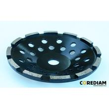 115mm Single Row Cup Wheel with High Quality