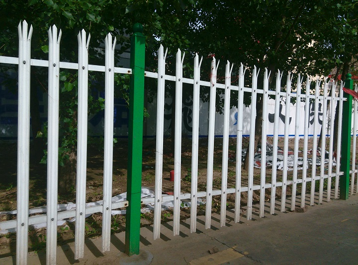 Decorative Palisade Fence