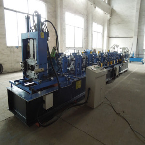Supply for C/Z/U Steel Frame Making Machine Z shape purlin roll forming machinery supply to United States Minor Outlying Islands Supplier