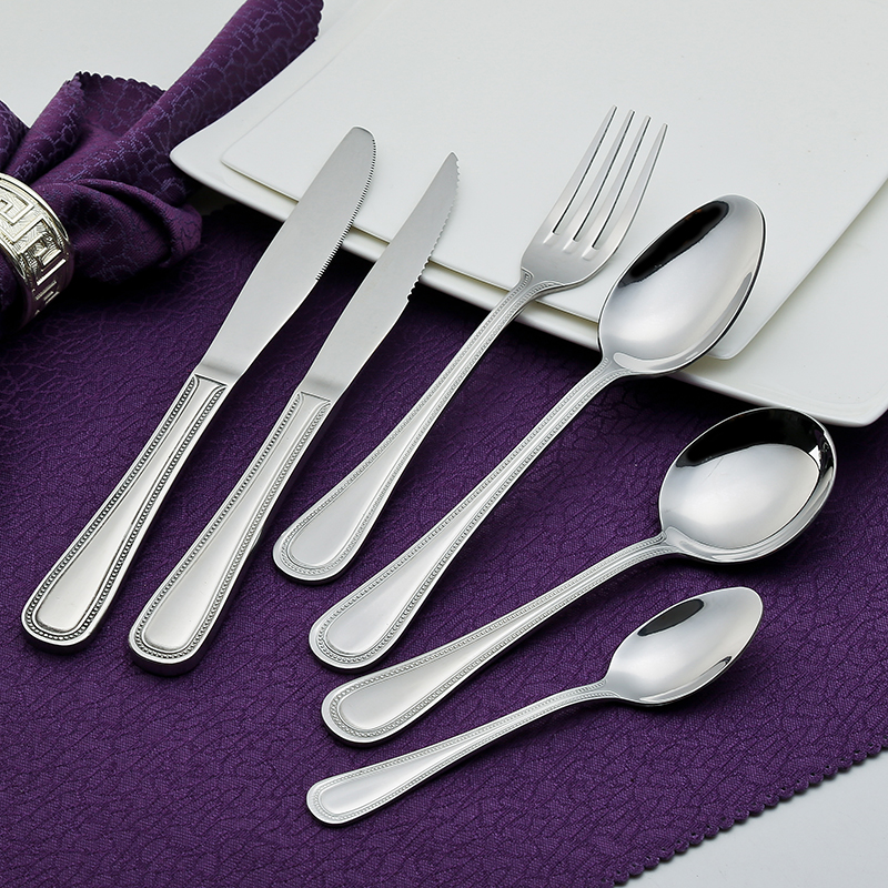 Stainless Steel Cutlery Quality 18/10