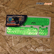 Reflective High Bright Frog Patches For Cycling