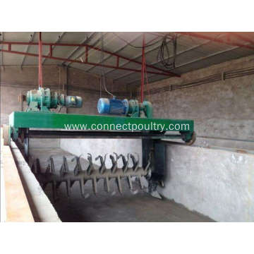 manure Slot dumping machine