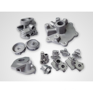 Super Purchasing for for Gravity Casting Aluminum Parts Aluminum Sand Casting Valve Part export to Sudan Factory