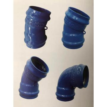 MOPVC Double Socket elbow