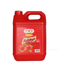 Top for Tomato Sauce haccp Alfa quality tomato ketchup 340g and 5kg supply to China Hong Kong Importers