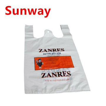 Clear Plastic Carrier Bags