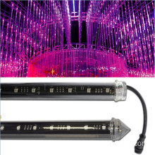 LED Pendant Matrix Dmx Rgb 3d Vertical Tube
