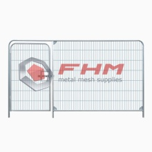 High Quality for Welded Wire Temporary Fencing Temp Fencing of Welded Wire for Construction Fence export to Portugal Supplier