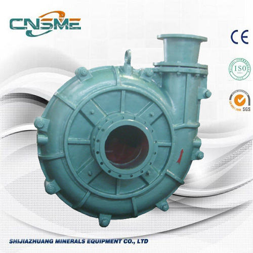Solids Handling Slurry Pump