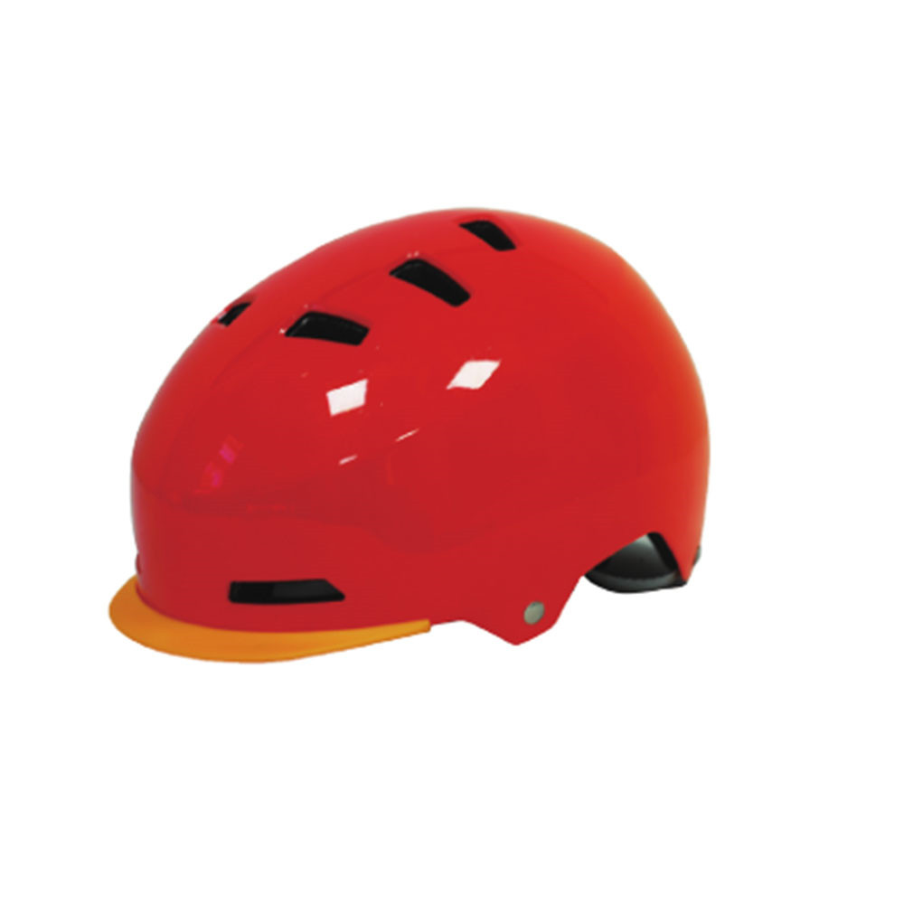 Helmet With Visor
