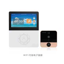 Wireless Video WIFI Enabled Doorbell