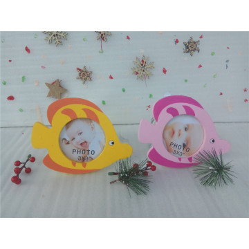 Small Baby Wooden Photo Frame