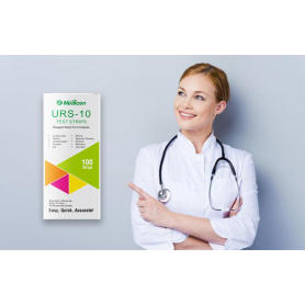 Top quality medical urine test strips 10 para