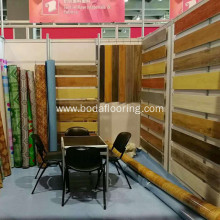 PVC flooring with locking system for America market