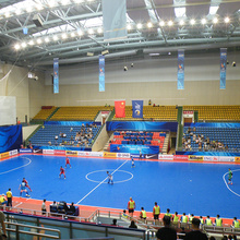 OEM/ODM for Indoor Futsal Flooring AFC Fustal Courts Tiles Interlocking Tiles export to United States Factories