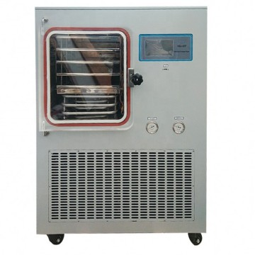 Medium pilot type pharmaceutical freeze dryer