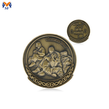 Custom metal souvenir coins for sale