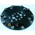 115mm Arrow Segments Grinding Disc