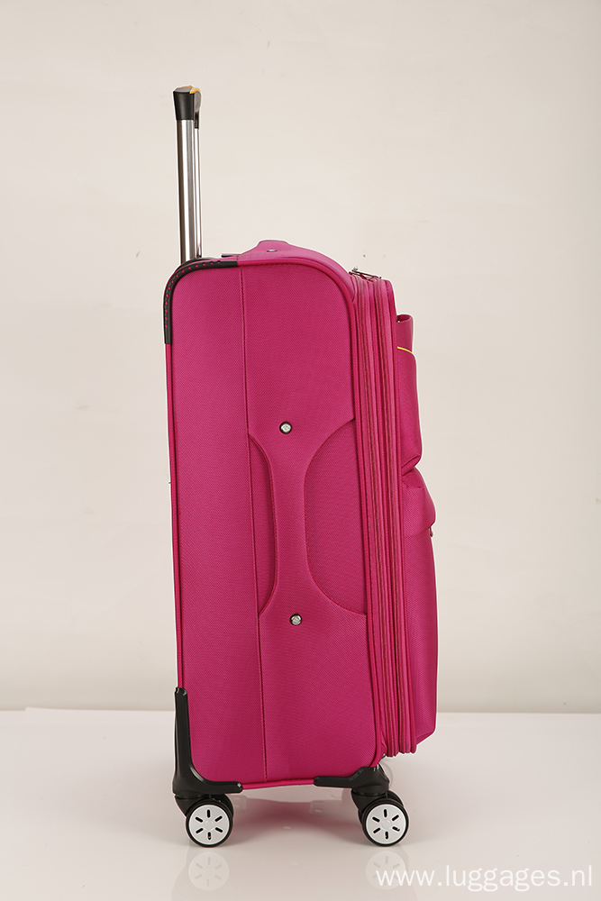Expandable Spinner Wheel Suitcase