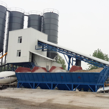 Ready mixed concrete batching plant calibration