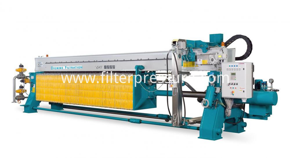 Hanging Type Filter Press