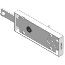Garage Door Lock Case