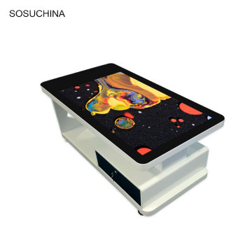 Multimedia Interactive touch Table