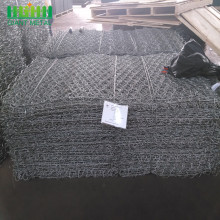 Hexagonal Woven Gabion Box Stone Cages