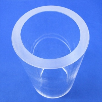 Clear PMMA Acrylic Hollow Tube