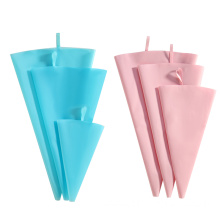 reusable Icing piping silicone decoration pastry piping bag