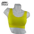 Custom Dri Fit Sexy Women White Tight Fitness Workout Tank Top