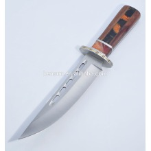 Custom Resin Handle 3CR13 Blade Hunting Knives