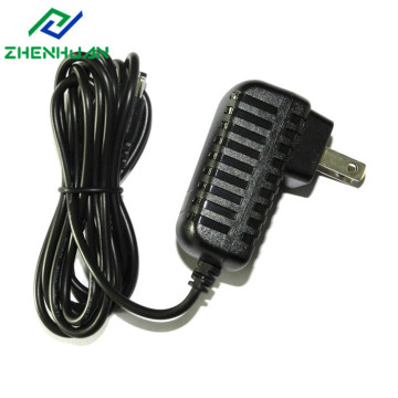 9W America Plug 9VDC 1A Adapter Power Supply