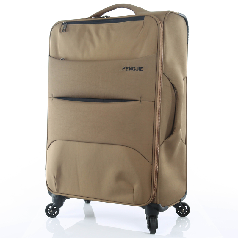 fabric suitcase travel bags