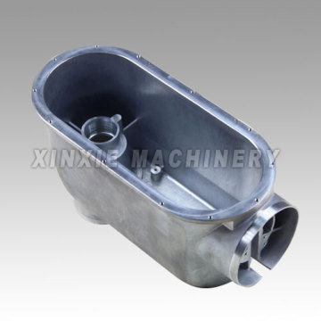 Aluminum Die Casting with CNC Machining