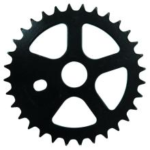China Manufacturer for Steel Chainwheel And Crank Colorful Chain Cover Bike Crankset supply to Spain Factory