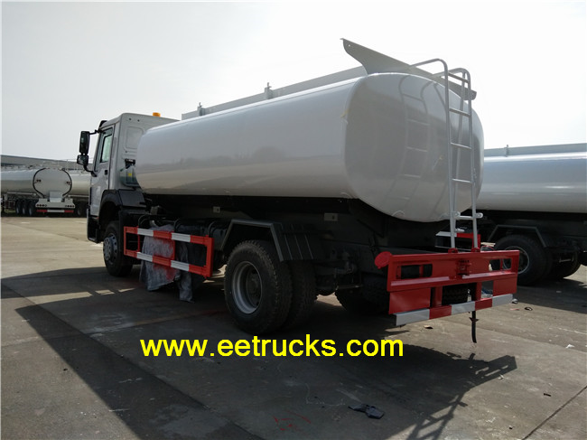 2500 Gallon Fuel Transport Trucks