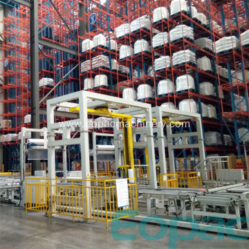 Fully Automatic Stretch Wrapping Machinery