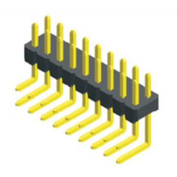2.54mm Pin Header Dual Row Angle Type
