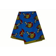 OEM for Disperse Printed Polyester Fabric African wax prints cotton veritable real wax fabrics supply to Guyana Suppliers