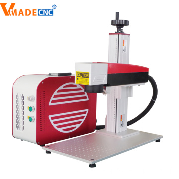JPT Colorful Rotary Fiber Laser Digital Printer